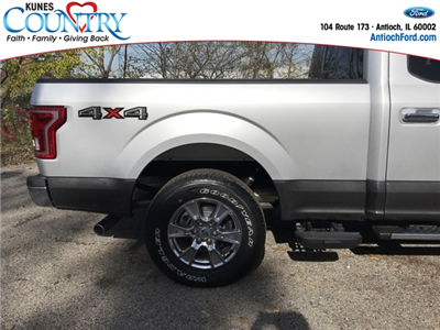 2017 F-150 Crew Cab 4x4 Pickup #AT09103 - photo 6