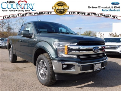2018 F-150 Super Cab 4x4, Pickup #AT09107 - photo 1