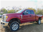 2017 F-250 Super Cab 4x4 Pickup #AT09111 - photo 8
