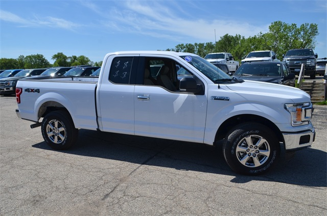 2018 F-150 Super Cab 4x4,  Pickup #AT09116 - photo 2