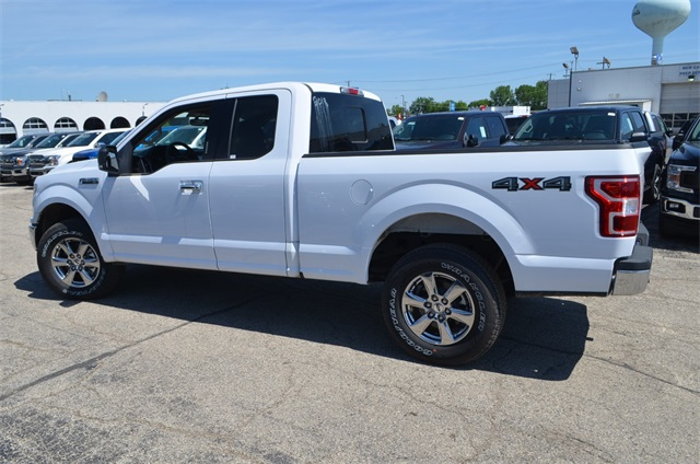2018 F-150 Super Cab 4x4,  Pickup #AT09116 - photo 7