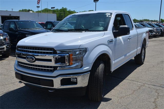2018 F-150 Super Cab 4x4,  Pickup #AT09116 - photo 8