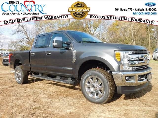 2017 F-250 Crew Cab 4x4 Pickup #AT09118 - photo 1