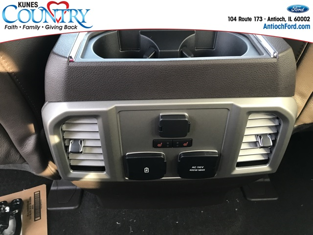 2018 F-150 Crew Cab 4x4 Pickup #AT09175 - photo 10