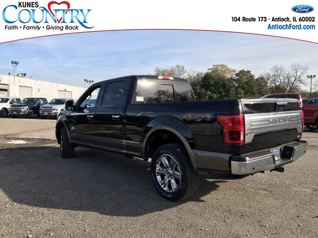 2018 F-150 Crew Cab 4x4 Pickup #AT09175 - photo 2