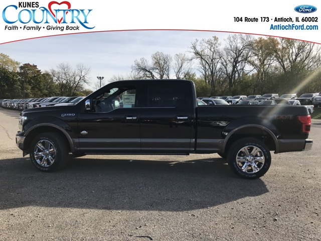 2018 F-150 Crew Cab 4x4 Pickup #AT09175 - photo 7