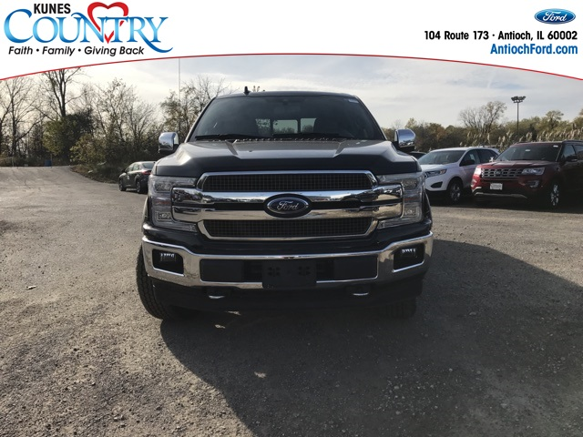 2018 F-150 Crew Cab 4x4 Pickup #AT09175 - photo 8