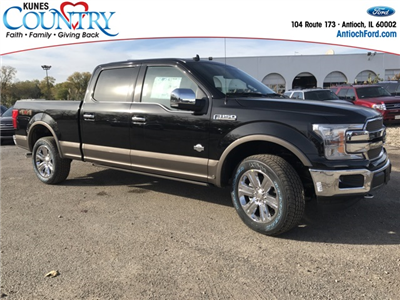 2018 F-150 Crew Cab 4x4 Pickup #AT09175 - photo 3