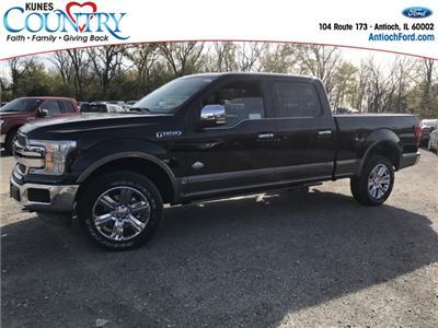 2018 F-150 Crew Cab 4x4 Pickup #AT09175 - photo 1