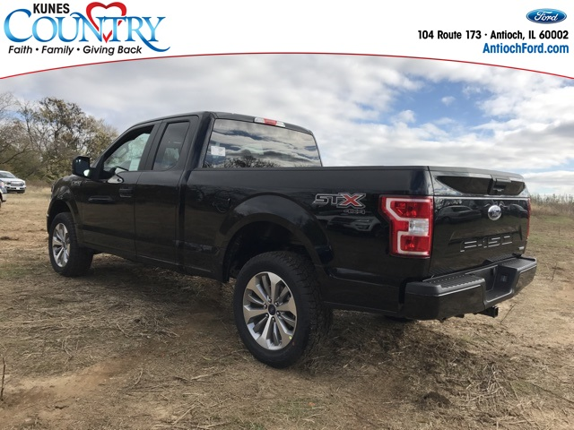 2018 F-150 Super Cab 4x4 Pickup #AT09185 - photo 2