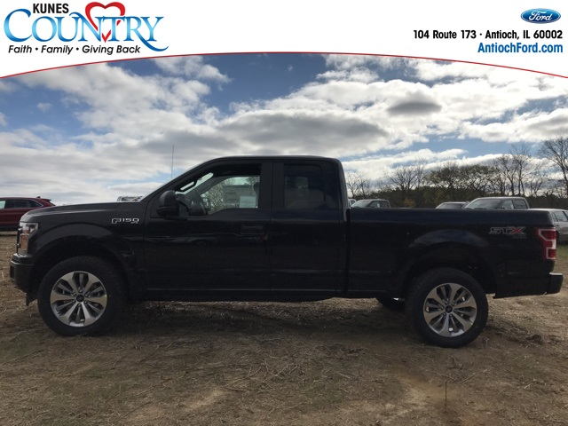 2018 F-150 Super Cab 4x4 Pickup #AT09185 - photo 7