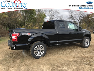 2018 F-150 Super Cab 4x4 Pickup #AT09185 - photo 5