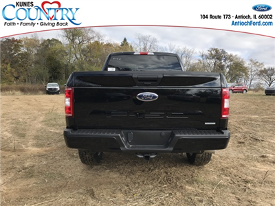 2018 F-150 Super Cab 4x4 Pickup #AT09185 - photo 6
