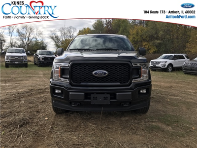 2018 F-150 Super Cab 4x4 Pickup #AT09185 - photo 8