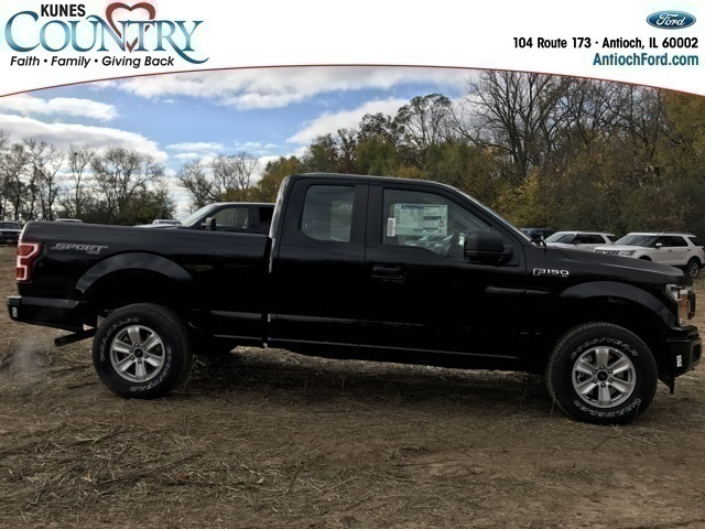 2018 F-150 Super Cab 4x4,  Pickup #AT09187 - photo 3