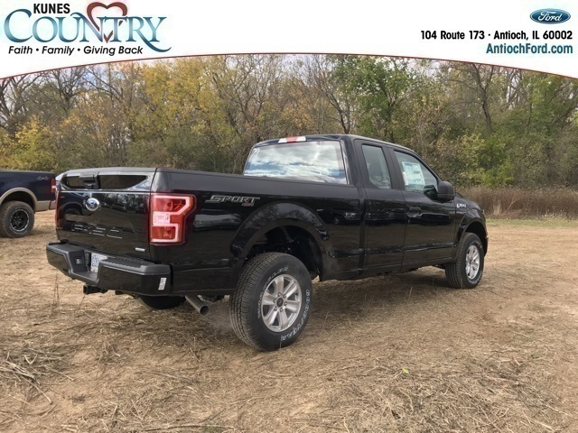 2018 F-150 Super Cab 4x4,  Pickup #AT09187 - photo 2