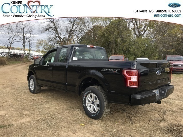 2018 F-150 Super Cab 4x4,  Pickup #AT09187 - photo 5