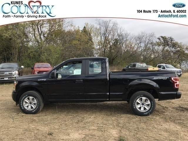 2018 F-150 Super Cab 4x4,  Pickup #AT09187 - photo 6