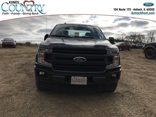2018 F-150 Super Cab 4x4,  Pickup #AT09187 - photo 8