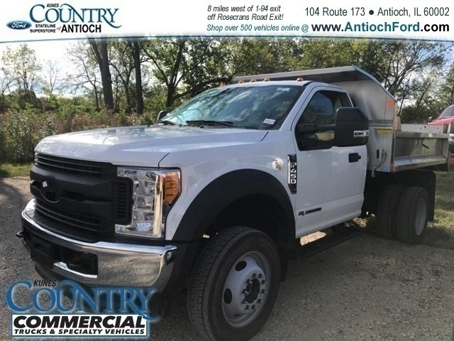 2017 F-450 Regular Cab DRW 4x4, Monroe MTE-Zee SST Series Dump Body #AT09193 - photo 3