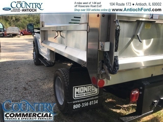 2017 F-450 Regular Cab DRW 4x4, Monroe MTE-Zee SST Series Dump Body #AT09193 - photo 5