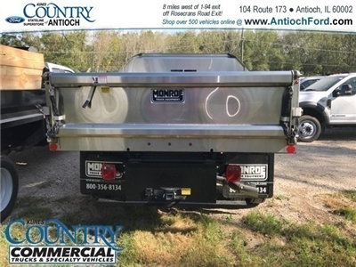 2017 F-450 Regular Cab DRW 4x4, Monroe MTE-Zee SST Series Dump Body #AT09193 - photo 2