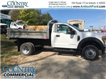 2017 F-450 Regular Cab DRW 4x4, Monroe MTE-Zee SST Series Dump Body #AT09193 - photo 1