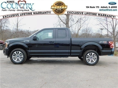 2018 F-150 Super Cab 4x4, Pickup #AT09194 - photo 7