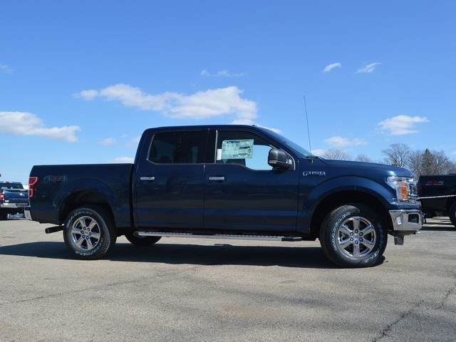 2018 F-150 Crew Cab 4x4, Pickup #AT09197 - photo 4