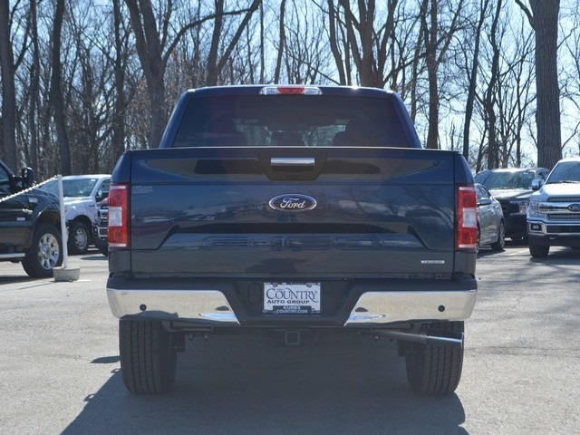 2018 F-150 Crew Cab 4x4, Pickup #AT09197 - photo 6