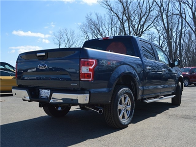 2018 F-150 Crew Cab 4x4, Pickup #AT09197 - photo 5