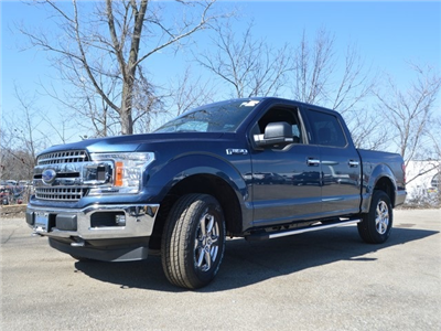 2018 F-150 Crew Cab 4x4, Pickup #AT09197 - photo 2