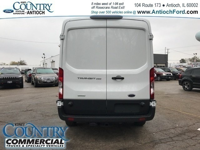 2018 Transit 250 Med Roof 4x2,  Empty Cargo Van #AT09212 - photo 6