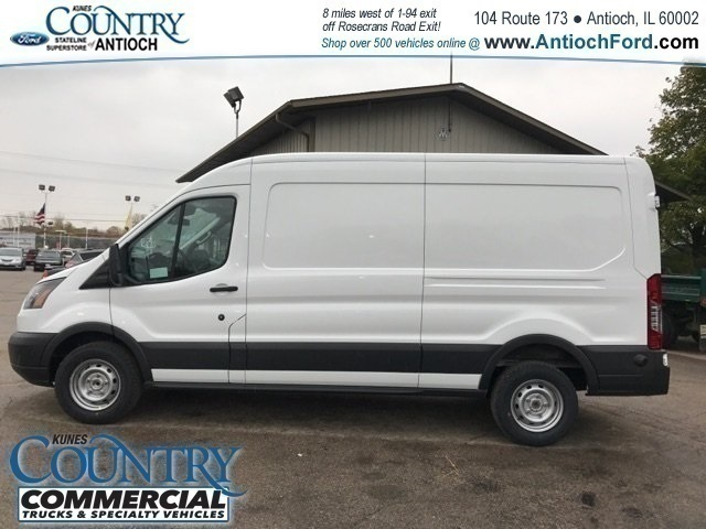 2018 Transit 250 Med Roof 4x2,  Empty Cargo Van #AT09212 - photo 8