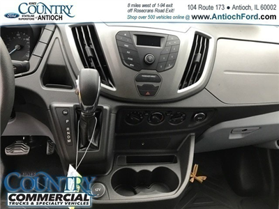 2018 Transit 250 Med Roof 4x2,  Empty Cargo Van #AT09212 - photo 3