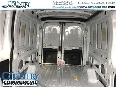 2018 Transit 250 Med Roof 4x2,  Empty Cargo Van #AT09212 - photo 2