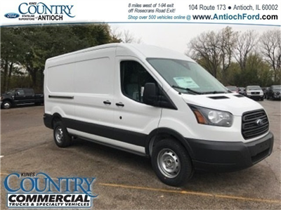 2018 Transit 250 Med Roof 4x2,  Empty Cargo Van #AT09212 - photo 1