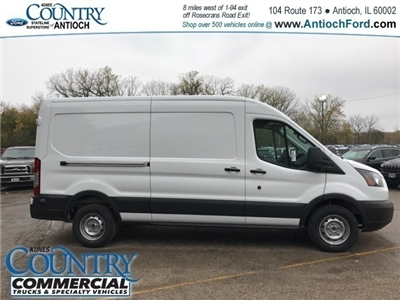 2018 Transit 250 Med Roof 4x2,  Empty Cargo Van #AT09212 - photo 4