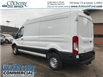2018 Transit 250 Med Roof 4x2,  Empty Cargo Van #AT09212 - photo 7