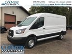 2018 Transit 250 Med Roof 4x2,  Empty Cargo Van #AT09212 - photo 9