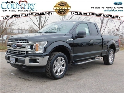 2018 F-150 Super Cab 4x4, Pickup #AT09227 - photo 3