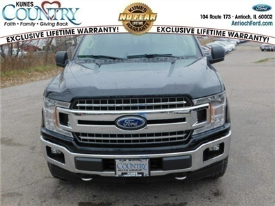 2018 F-150 Super Cab 4x4, Pickup #AT09227 - photo 8