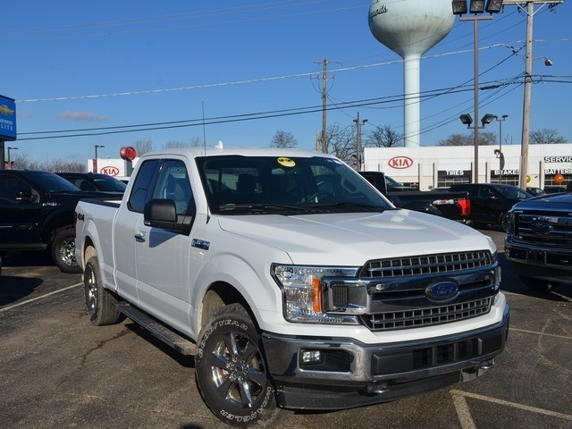 2018 F-150 Super Cab 4x4,  Pickup #AT09234 - photo 9