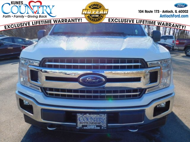 2018 F-150 Super Cab 4x4, Pickup #AT09234 - photo 8