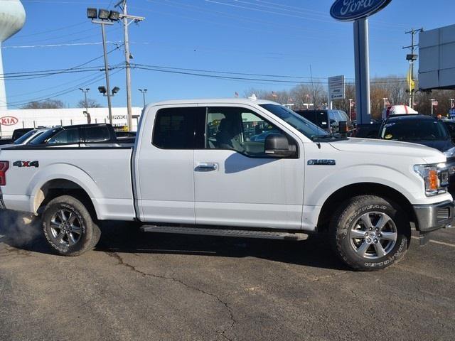 2018 F-150 Super Cab 4x4,  Pickup #AT09234 - photo 2