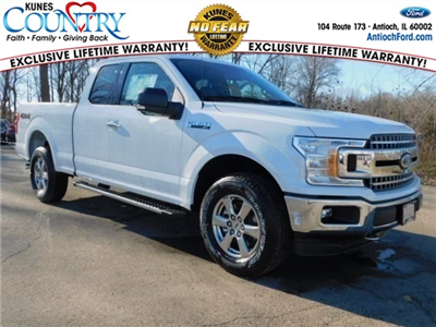 2018 F-150 Super Cab 4x4, Pickup #AT09234 - photo 3