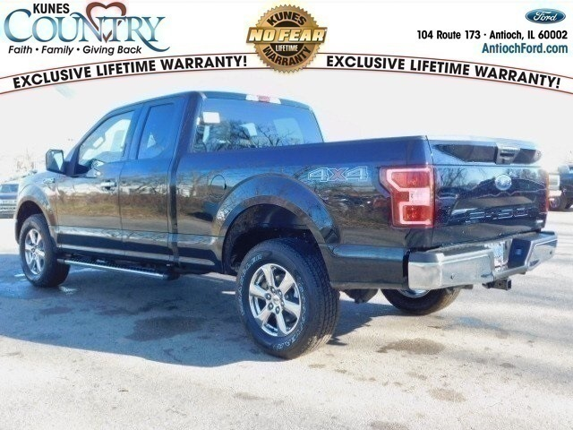 2018 F-150 Super Cab 4x4,  Pickup #AT09242 - photo 4