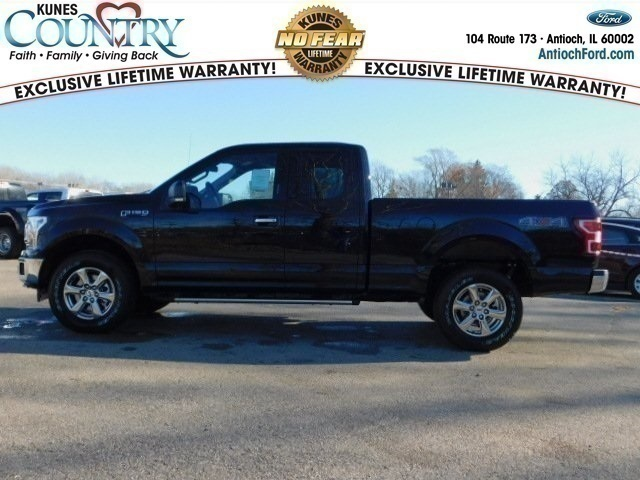 2018 F-150 Super Cab 4x4,  Pickup #AT09242 - photo 7