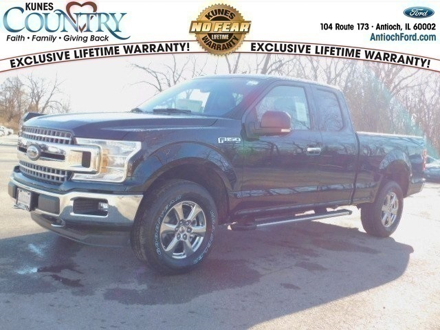 2018 F-150 Super Cab 4x4,  Pickup #AT09242 - photo 3
