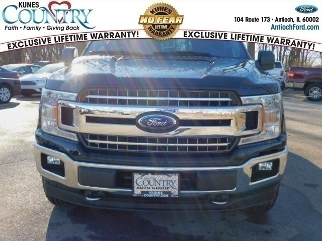 2018 F-150 Super Cab 4x4,  Pickup #AT09242 - photo 8
